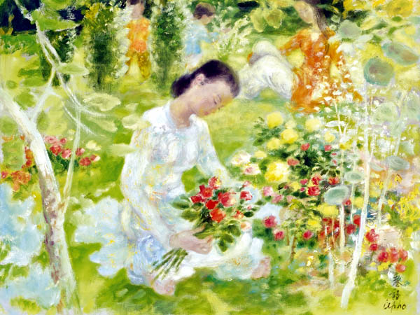 Nguyen Tuong Lan's Artwork