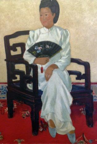 Tran Van Can's painting